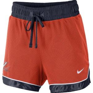 University of Virginia Team Orange Womens Shorts