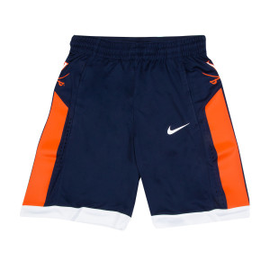 University of Virginia Nike Replica Basketball Road Shorts