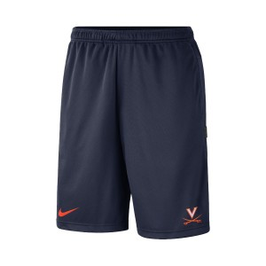 University of Virginia Nike Dri-FIT Coach Shorts