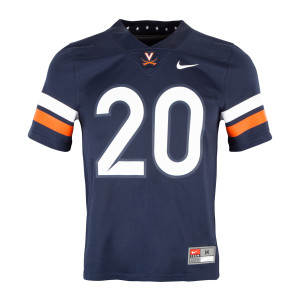 Virginia Cavaliers Youth Replica Football Jersey