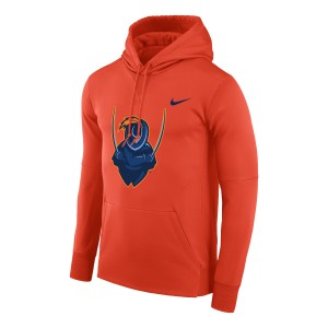 UVA Cavalier Dri-FIT Performance Legend Orange Hoodie