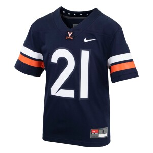 Virginia Cavaliers Replica Football Youth Jersey