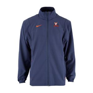 University of Virginia Nike Woven Football Jacket