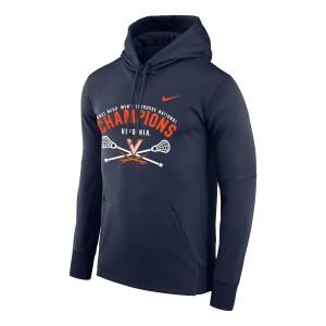 UVA Men's Lacrosse 2021 National Champions Hoodie