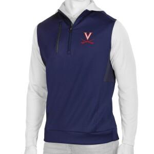 Virginia 1/2 Zip Pullover Vest