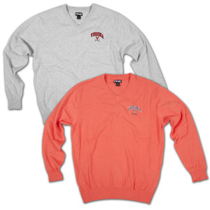 UVA PING Clubhouse V-Neck Sweater