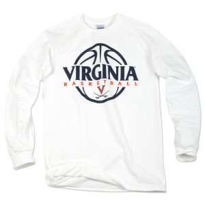 UVA Basketball Pride L/S T-Shirt