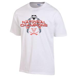 UVA CWS Champions T-Shirt