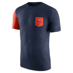 UVA Basketball Player T-shirt