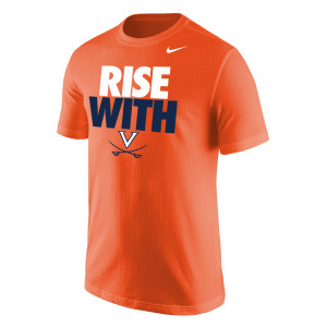 University of Virginia Rise With T-shirt