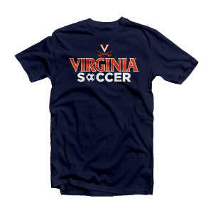 University of Virginia Soccer T-shirt