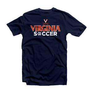 University of Virginia Soccer T-shirt