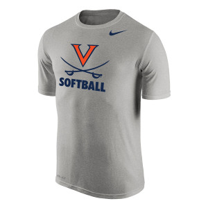 University of Virginia Softball NIKE Dri-Fit T-shirt