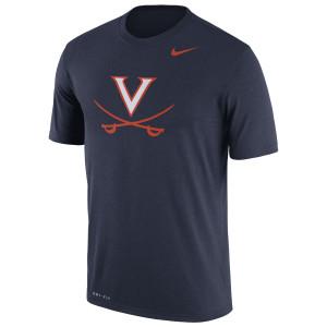 University of Virginia V-sabre Legend NIKE T-shirt