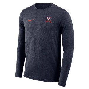 University of Virginia Coach NIKE LS T-shirt