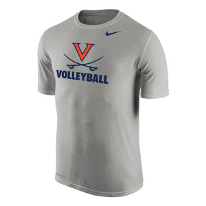 University of Virginia Volleyball NIKE Dri-Fit T-shirt