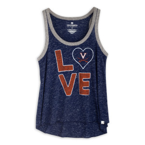 University of Virginia Ladies Muscle Tank