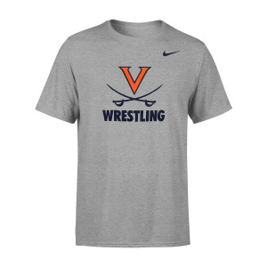 University of Virginia Wrestling NIKE Dri-Fit T-shirt