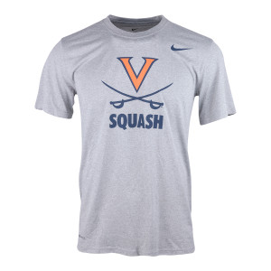 University of Virginia Squash NIKE Dri-Fit T-shirt