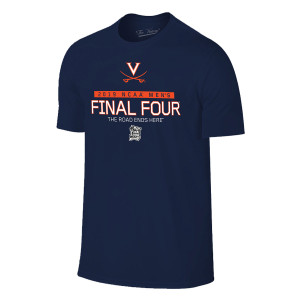 Virginia Basketball 2019 Final Four Short Sleeve T-shirt