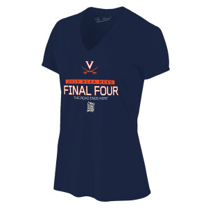 Virginia Basketball 2019 Final Four Ladies T-shirt
