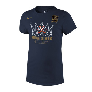 a61f078a71e 2019 National Champions Locker Room Girls T-shirt