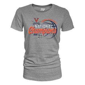 2019 National Champions Ladies T-shirt