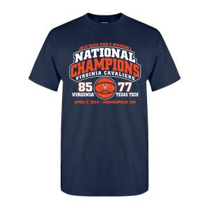 2019 National Champions Scoreboard T-shirt