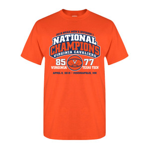 2019 National Champions Scoreboard T-shirt
