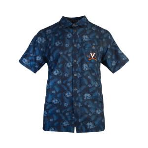 University of Virginia Short-Sleeved Lounge Shirt