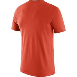 University of Virginia Nike Dri-Fit Team Orange T-shirt