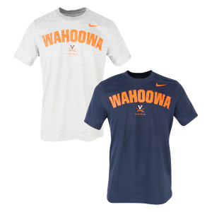 Virginia NIKE Dri-Fit Wahoowa T-shirt