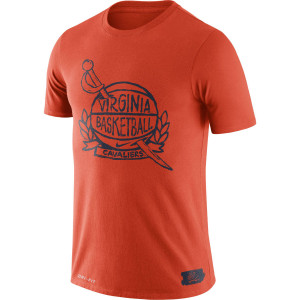 Virginia Basketball Nike DriFit Retro T-shirt