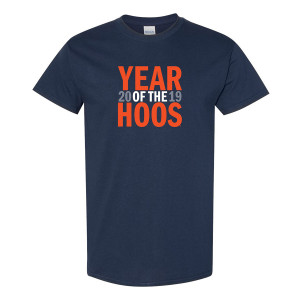 2019 Year of the Hoos T-shirt