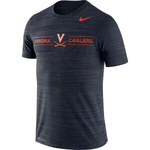 University of Virginia Nike SS Velocity Legend GFX T-shirt