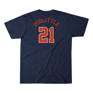 Sean Doolittle – Virginia Baseball Shersey