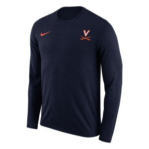 University of Virginia 2021 Men's Legend Long Sleeve Tee