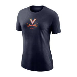 University of Virginia 2021 Nike Women's Logo Crew Shirt