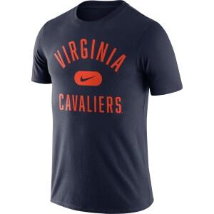 Virginia Cavalier T-shirt - Navy
