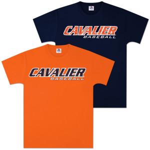 UVA Cavalier Baseball T-Shirt