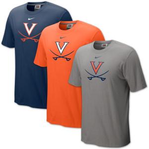 UVA Classic Logo T-Shirt