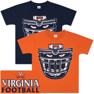 Football T Shirt Designs Uva Athletics Football T Shirts Shop The