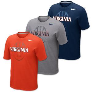UVA Team Issue Football T-shirt