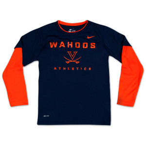UVA Boys 2-Fer Dri-Fit T-shirt