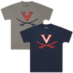 UVA V-Sabre T-Shirt