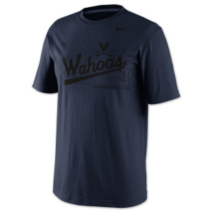 UVA State Crew T-shirt