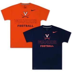 UVA Nike Weight Room Legend T-shirt
