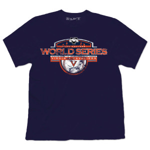 UVA 2014 CWS Seams Youth T-Shirt