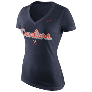 UVA Nike Ladies Script T-Shirt