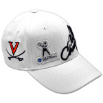 UVA NCAA Tennis Champions Locker Room Adjustable Cap